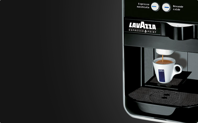 Espresso Point Lavazza